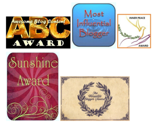 quintet-of-radiance-award